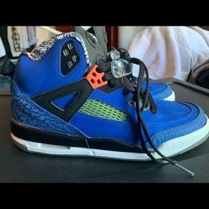 Jordan Spizike Knicks youth 7